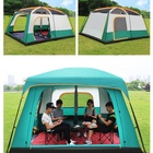 Popup Tent Popup Family Hardshell Roof Top Waterproof Glamping Luxury Tent