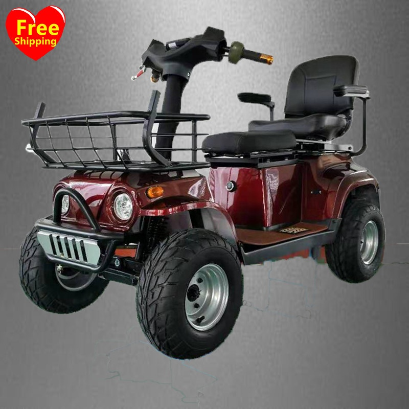 Very Good Quality Disable Electric Car