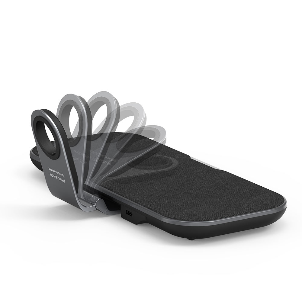 WIWU Qi 3 in 1 fast wireless charger PD charger