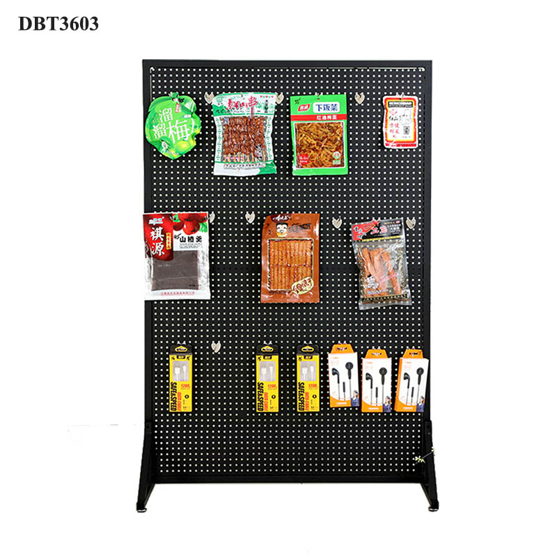 Durable and low price display hanger for retail and repair house