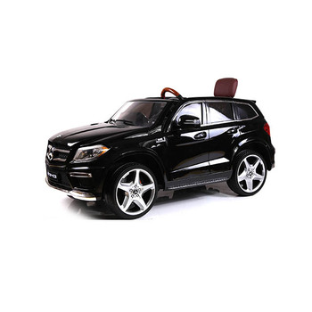Mercedes-Benz GL63 (X166) license electric car import kids toys ride on car with four wheel and motor