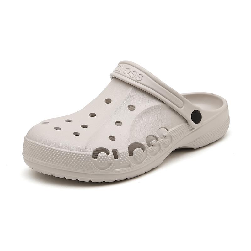 Delivery fast wholesale anti-slip breathable men's sandals classic men garden clogs