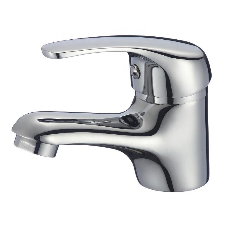 Самый дешевый смеситель для раковины B0017- F, смеситель для раковины в ванной комнате, латунные Смесители Для Раковины