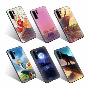 Customized print lion King TPU case 360 Degree protective phone case for P20 P30 lite XS XR 11 Silicone back cover