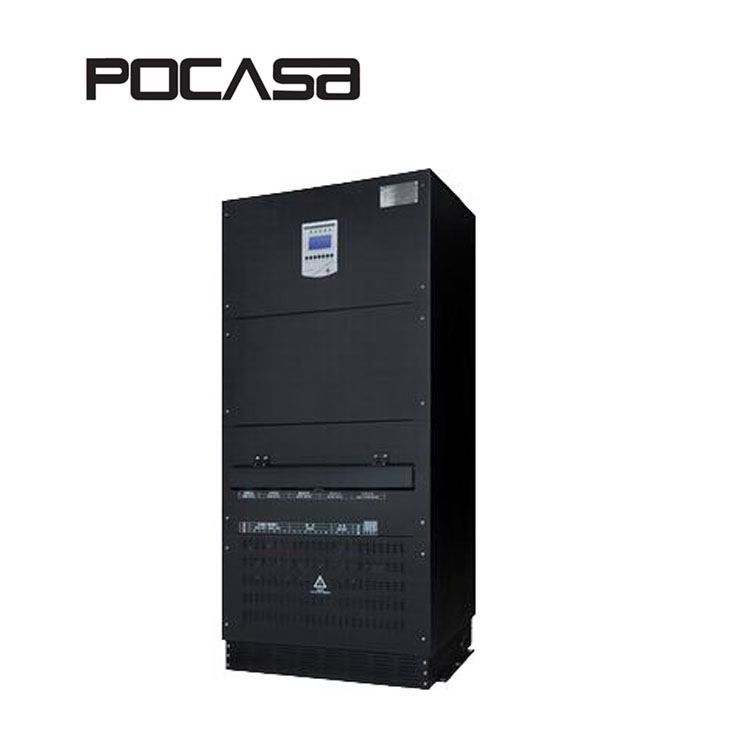 True online double conversion low frequency UPS 3 phase 208Vac 380Vac input   output 30 kVA 30kVA 24kW