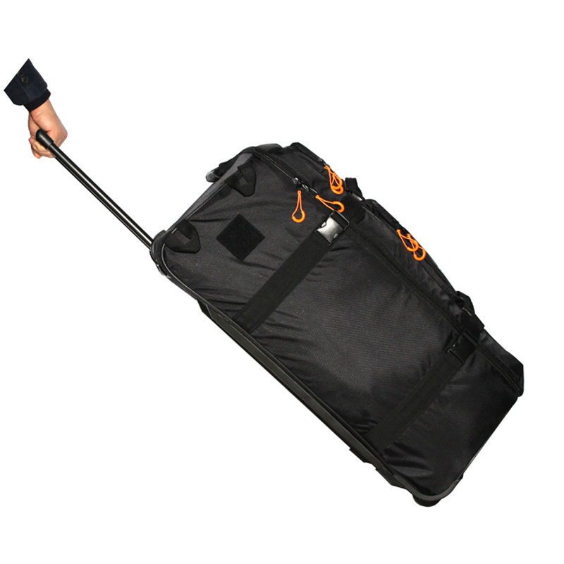 High Quality Large Capacity Waterproof Durable Outdoor Trolley Travel Bag Travel Luggage Bags with Wheels