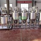 Beer Brew 200l Brewing Equipment Custom Sale 2bbl Brewhouse Fermenter 2bbl 50L100L 200L 300L Beer Brew Tank Beer Brewhouse Equipment