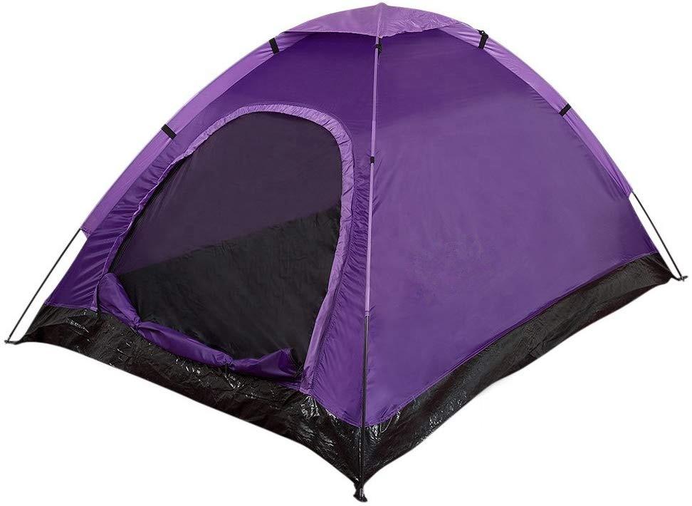 Купольная палатка для кемпинга, 1 комната, 2 человека