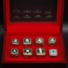 Lt Jewelry Celtics 8 Set Usa Basketball Championship Ring Replica Ring Set