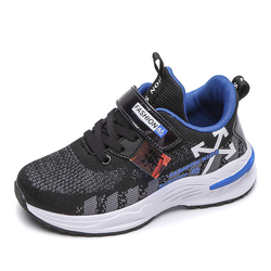 Новый дизайн, заводская цена, Детские уличные мужские спортивные кроссовки для бега, детская повседневная обувь для мальчиков