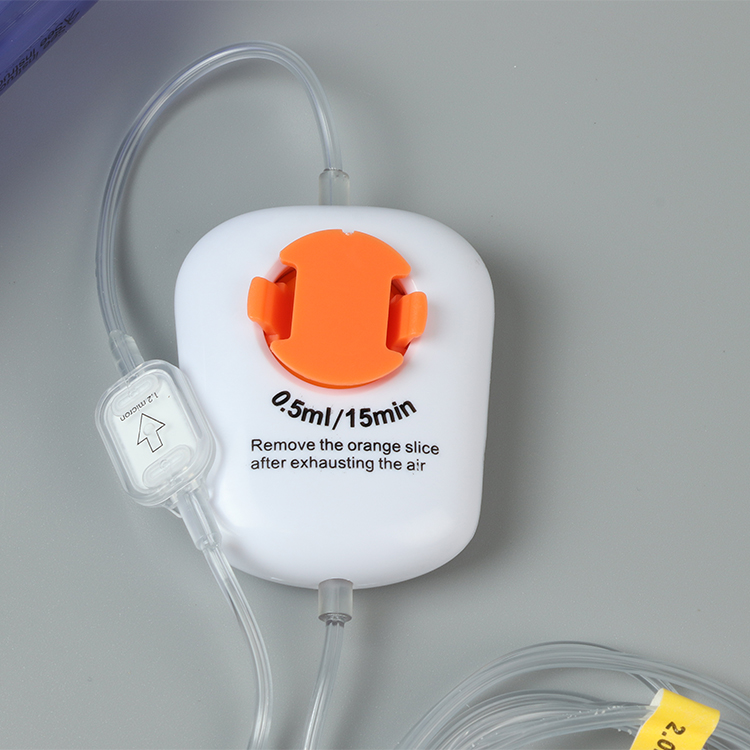 Медицинский одноразовый эластомерный инфузионный насос для больницы и клиники