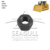 Bulldozer plow bolt and nut and washer 195-71-11452 & 02290-11625 & 01643-32780