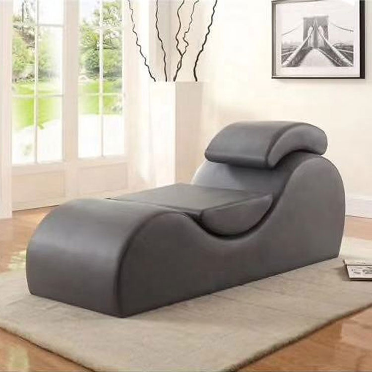 new design indoor yogo chair lounge love sex chair for making love shape sex chair furniture