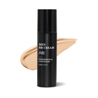 Cream Base Makeup Skin Care Face Liquid Foundation Moisturizing Tone-up Cream Waterproof Concealer Base Makeup BB Cream For Men