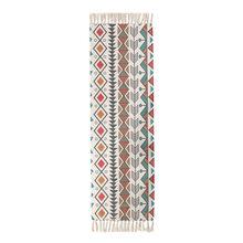 2020 Новый Ретро богемный ручной тканый хлопковый льняной ковер прикроватный ковер с кисточками напольный коврик ковры для гостиной спальни ...(Китай)