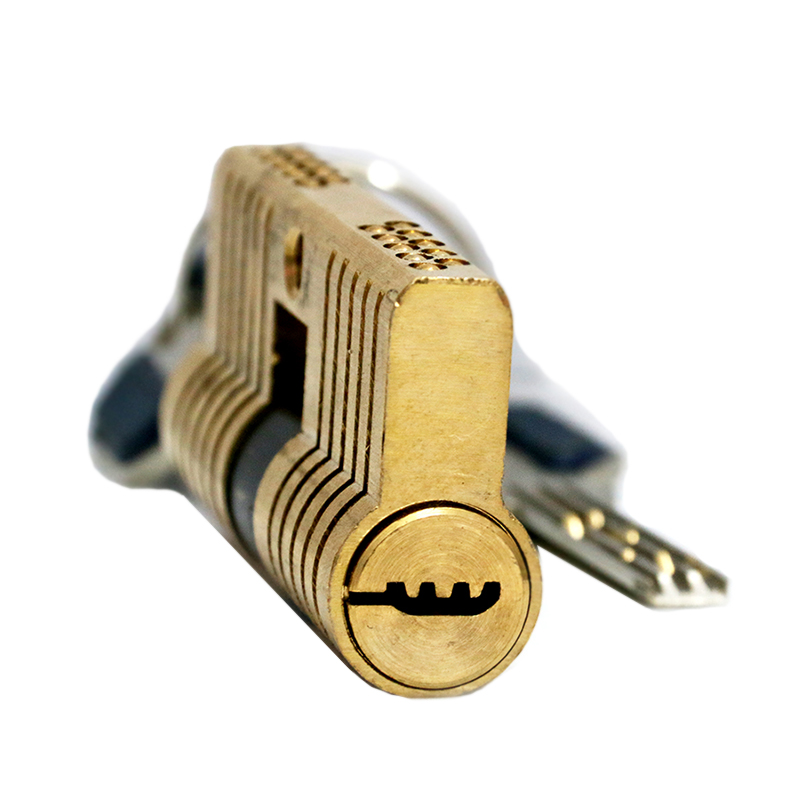 Многофункциональная металлическая слесарный тренировочный висячий замок инструменты замок палочки Обучение мастерству замок