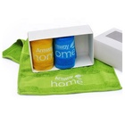 Corporate Colorful Jacquard Towel Designs Gift Set With Kids Cooking And Baking Gift Set Promotional Corporate