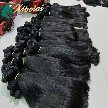 Unprocessed virgin Brazilian cuticle aligned hair, cuticle aligned Brazilian human hair bundles, raw Brazilian hair extension