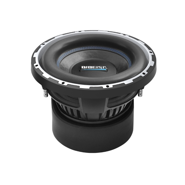 DIBEISI Wholesale 8/10/12/15/18 Inch 2 or 4 ohms best sell high SPL performance subwoofer audio car speaker AS6501D