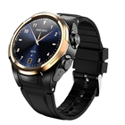Phone 2020 1High Quality Tempearture Wholesale Smartwatch Blood Oxygen Pressure Heart Rate Round Watch Music Bluetooth Phone Call