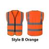 Style B Orange