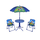 Table 2021 Hotsale Kids Furniture Kids Table And Chair With Umbrella