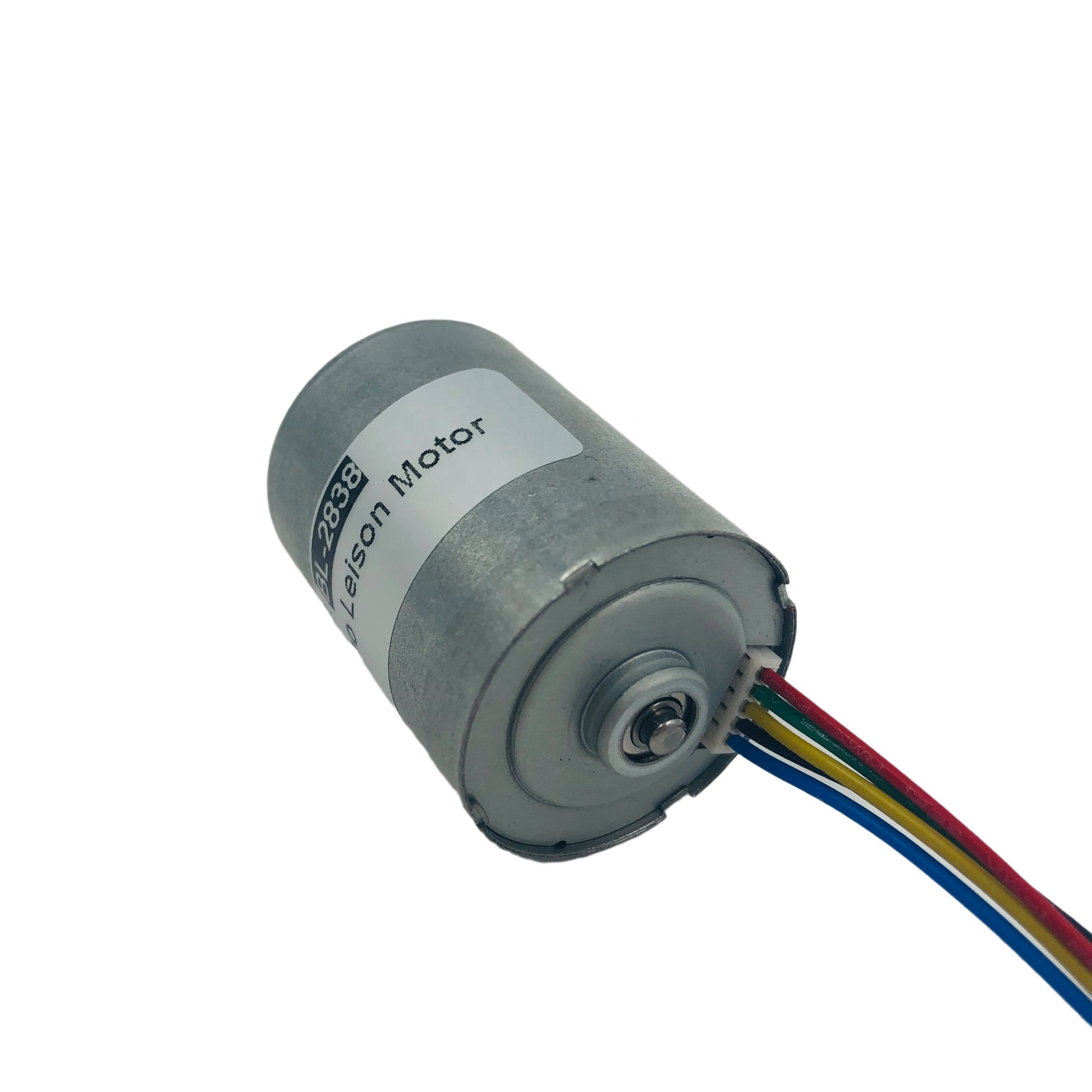 28 mm Brushless Micro Gearless DC Motor for Hair Dryer