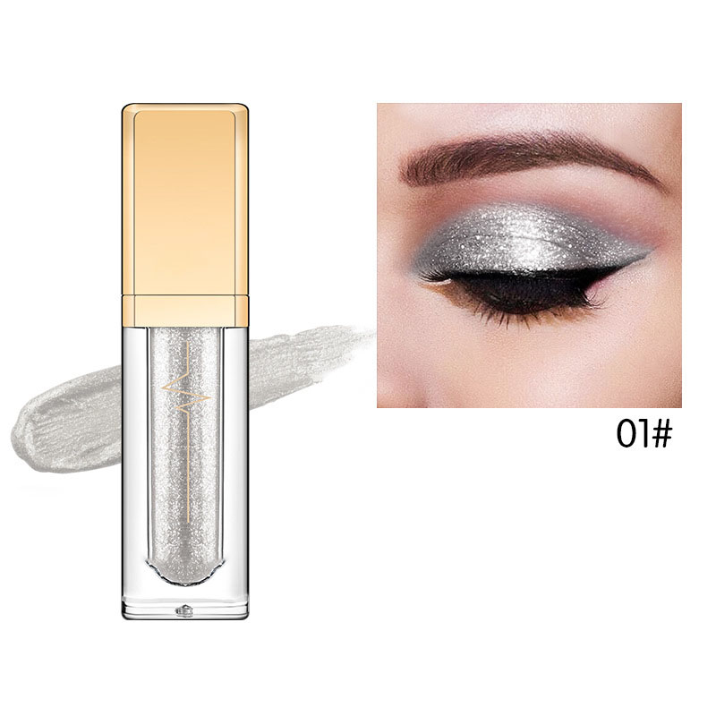 OEM/ODM Free Sample Eye Makeup Colored Mac Wholesale Custom Easy To Smudge Rich Glitter Color Loose Eyeshadow Pigment