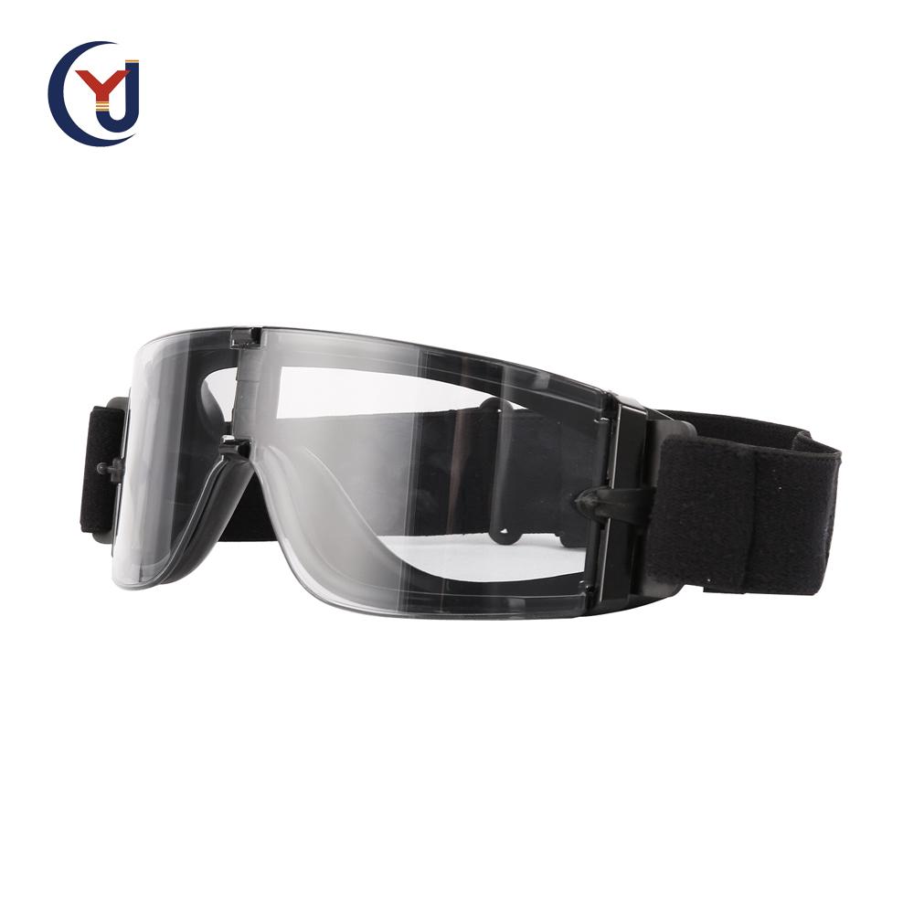 Оптовая продажа OEM Баллистические ударопрочные противотуманные тактические очки на заказ военные очки для взрослых и молодежи