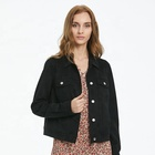 Snap Jacket Leather Coat Women Fashion Snap Button Faux Suede Jacket Plus Suede Leather Jacket Women