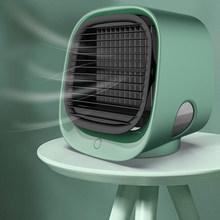 Вентилятор 3 скоростной мини-кондиционер охлаждающий Настольный охлаждающий спрей USB водный охлаждающий вентилятор для студенческого офис...(Китай)