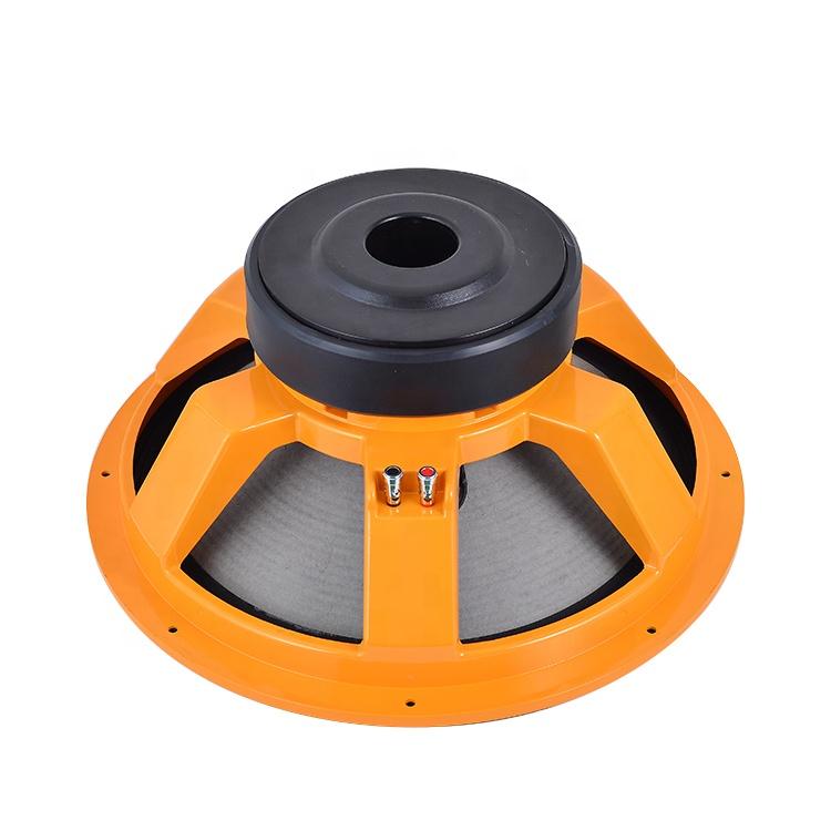 Оптовая продажа Сделано в Китае высокая мощность двойной магнит сабвуфера 18 дюймов