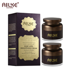 AILKE Private Label Makeup 2 IN 1 Kojic Acid Sunscreen Anti-Aging Calm Whitening Face Care Set Day And Night Cream