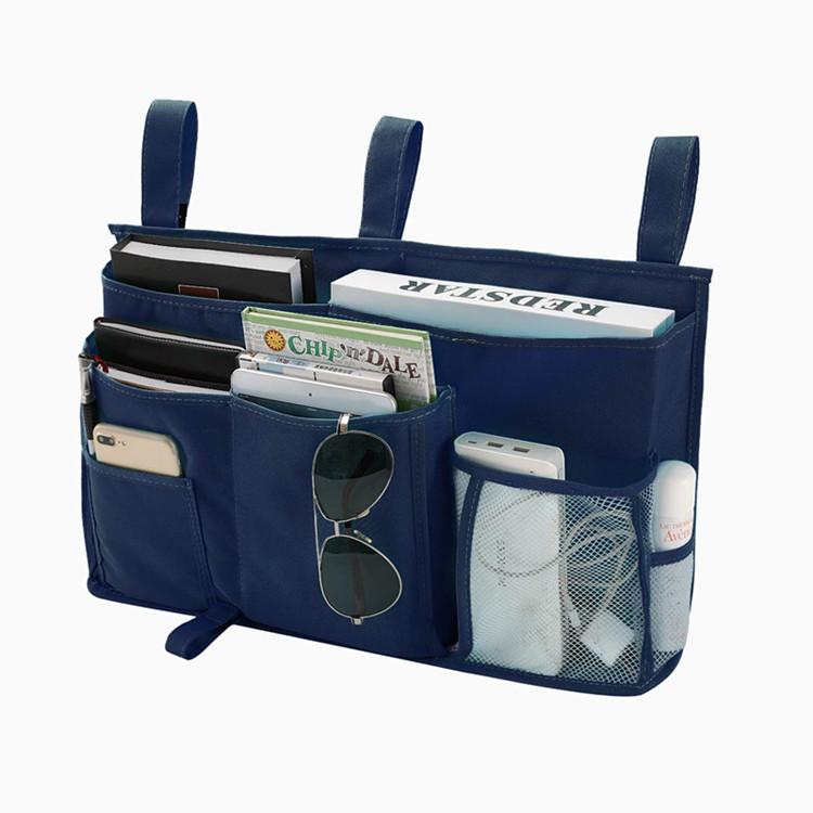 Многофункциональный Органайзер трехмерного типа, оксфордская двухъярусная кровать, подвесная сумка для хранения для колледжа, спальни