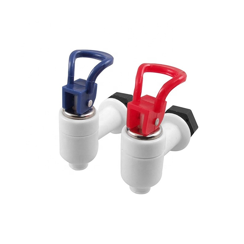 plastic water drinking faucet water cooler tap