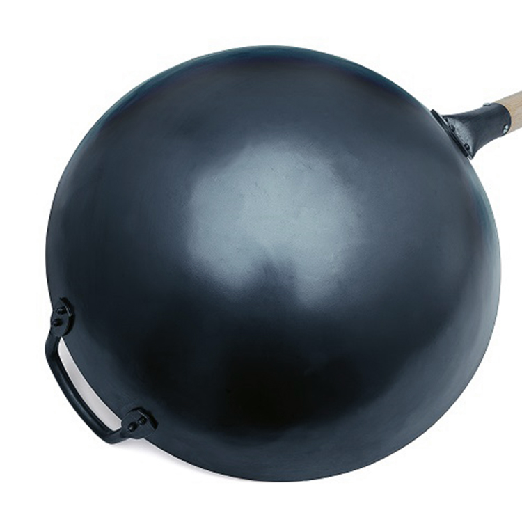 Cheap Craft Hammers Commercial Chinese Carbon Steel Cooking Wok Pan