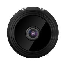 720P WiFi Беспроводная камера высокой четкости мини IP WIFI камера видеокамера беспроводная домашняя безопасная DVR Ночное Видение Поддержка Micro SD(Китай)