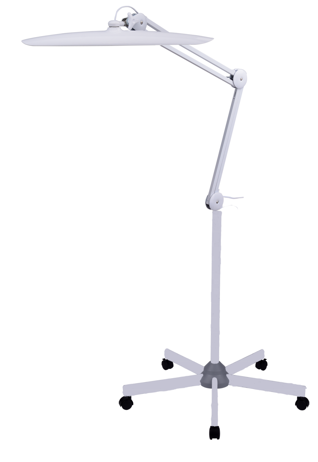 9501LED Russia Cosmetic Lamp Stand Light LED Floor Stand Lamps Lash Lamp For Eyelash Extension