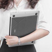 Подставка для ноутбука Nillkin, Регулируемый алюминиевый компьютерный стояк, эргономичный складной портативный держатель для ноутбука Asus hp ...(Китай)
