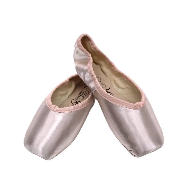 Hot sale handcraft pink wholesale women ballet flat shoes from Japan
