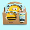 Blue Bee Dinnerware Set