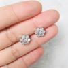 Silver hexagram