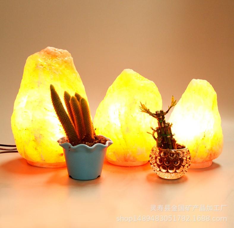 Natural Himalayan Salt Lamp from China Manufacturer
