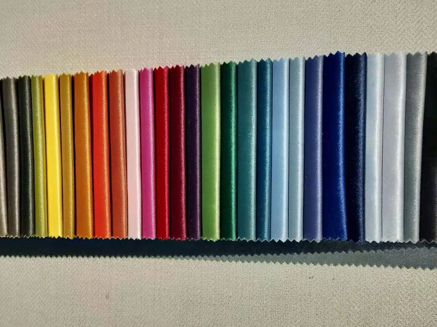 High quality (Hi-Q) burnout velvet fabric for home textile/sofa/upholstery made in China