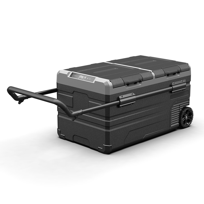 Hot Sale 75 Litre Fishing Solar Fridges and Deep Freezer for Car, Boat, Truck and RV