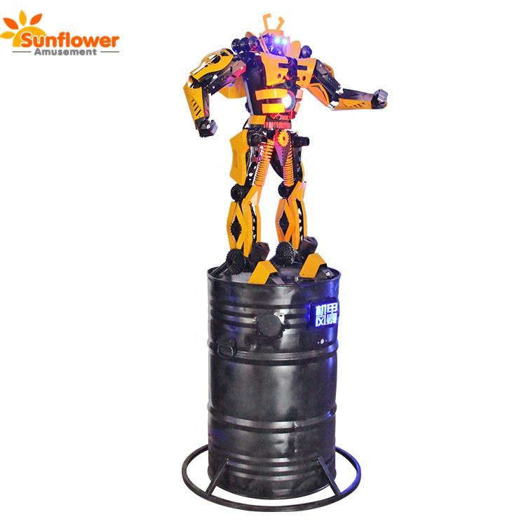игровые автоматы о роботах