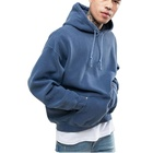 blank custom wholesale design your own hoodie fleece thick hoodie with low MOQ