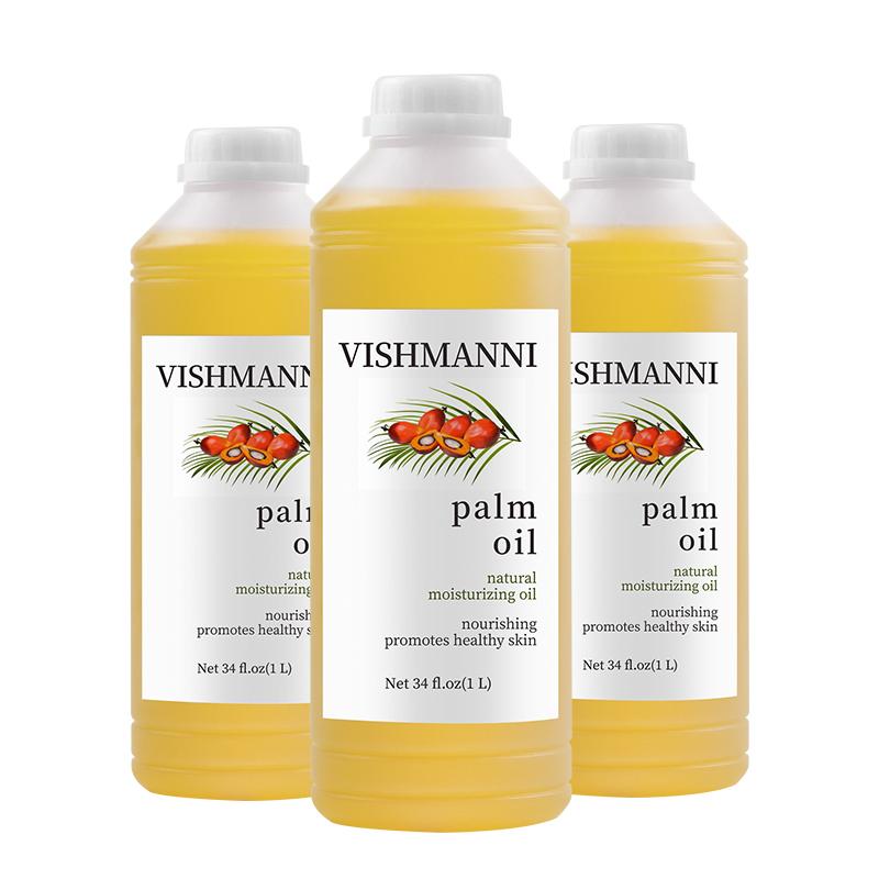 Лучшие продажи органическое натуральное растительное пальмовое масло низкая цена для косметики