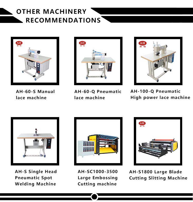circular lace cutring machine