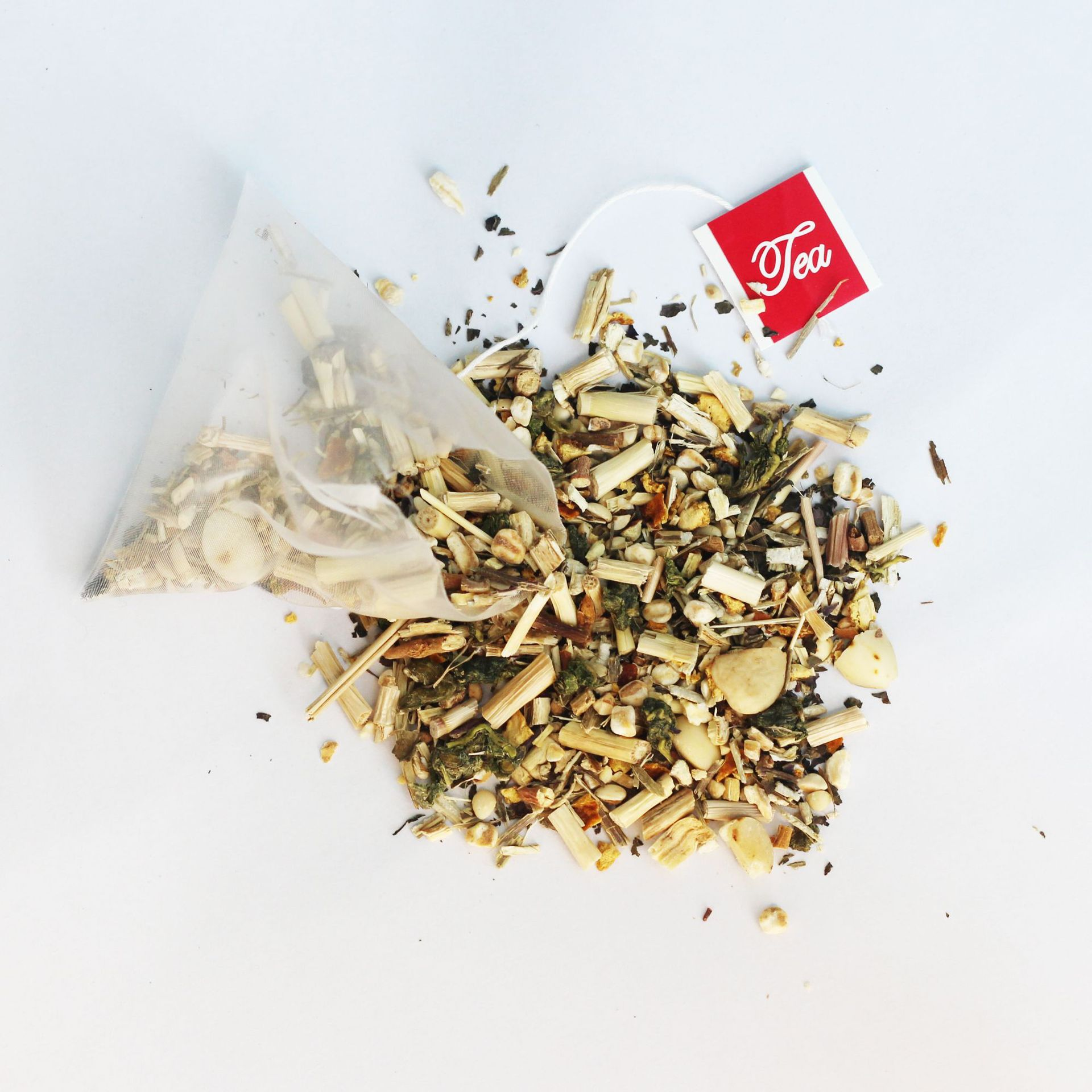 Wholesale OEM Organic Tea Apricot Kernel Perilla Leaf Tea For Moistening Lung And Dry SkinTea Bags With Reasonable Price - 4uTea | 4uTea.com